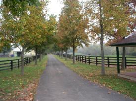 Oak Haven Farm Entrance